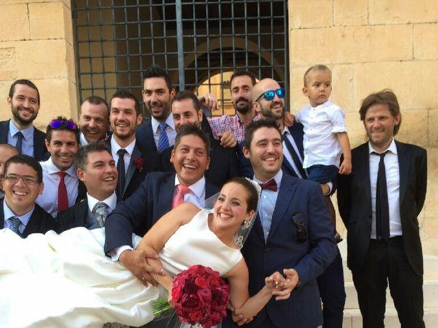 La boda de Guille y María  en Onil, Alicante 39