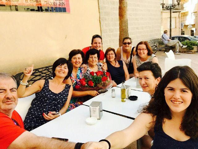 La boda de Guille y María  en Onil, Alicante 40