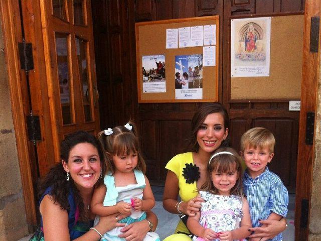La boda de Guille y María  en Onil, Alicante 41