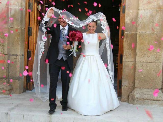 La boda de Guille y María  en Onil, Alicante 42