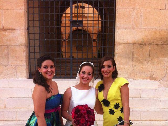 La boda de Guille y María  en Onil, Alicante 43