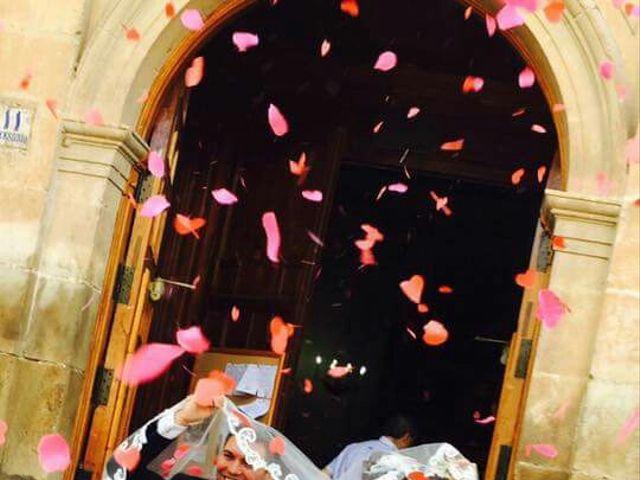 La boda de Guille y María  en Onil, Alicante 44