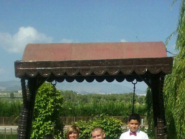 La boda de Guille y María  en Onil, Alicante 45