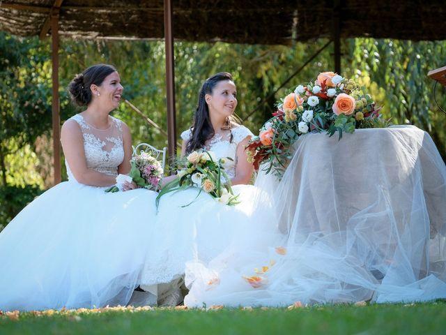 La boda de Emma y Cristina en Viladrau, Girona 9