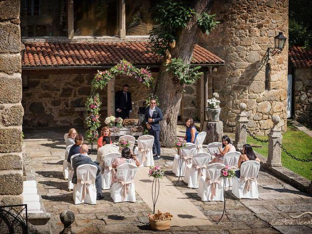 La boda de Gabriel y Natalia en Vilaboa (Rutis), A Coruña 8