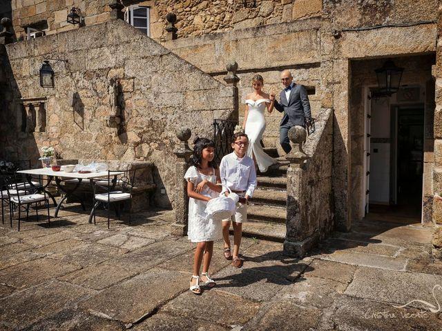 La boda de Gabriel y Natalia en Vilaboa (Rutis), A Coruña 11
