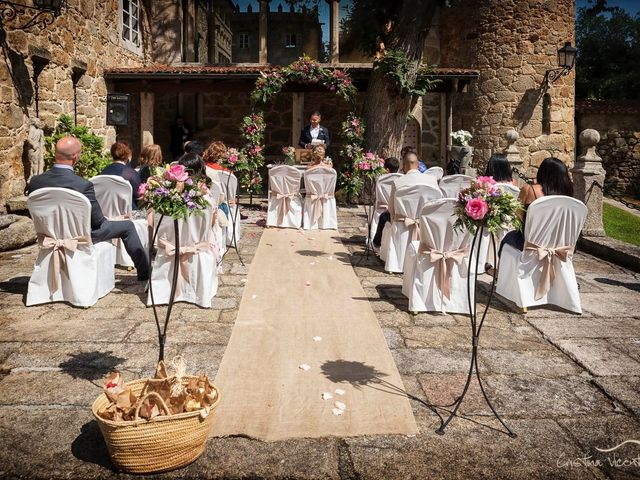 La boda de Gabriel y Natalia en Vilaboa (Rutis), A Coruña 9
