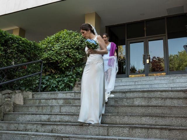 La boda de Bradley y Rocío en Madrid, Madrid 1