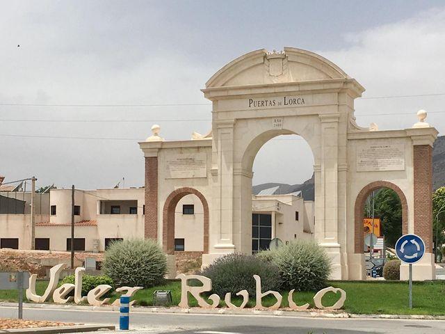 La boda de Vanessa y Enrique en Velez Rubio, Almería 1