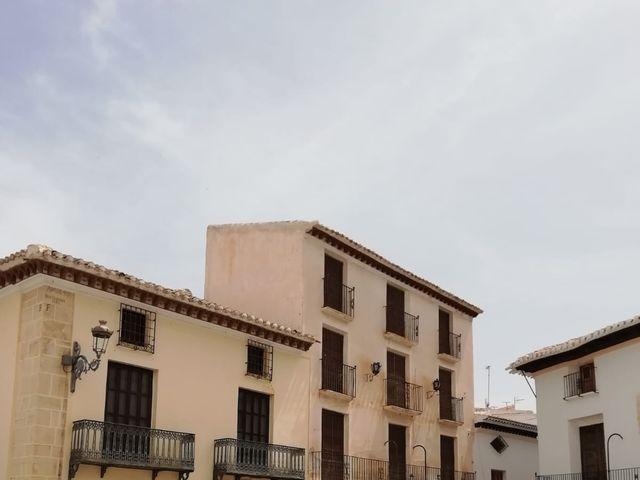 La boda de Vanessa y Enrique en Velez Rubio, Almería 3
