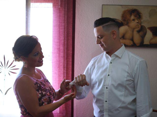 La boda de Miguel y Beli en Alhaurin El Grande, Málaga 3