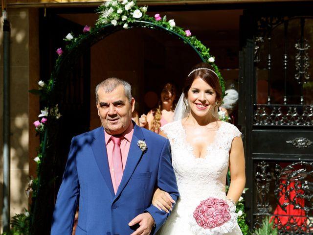 La boda de Miguel y Beli en Alhaurin El Grande, Málaga 39