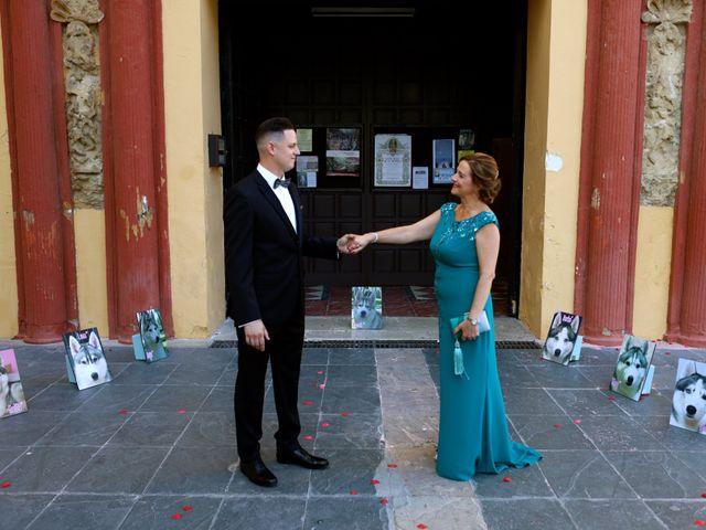 La boda de Miguel y Beli en Alhaurin El Grande, Málaga 40