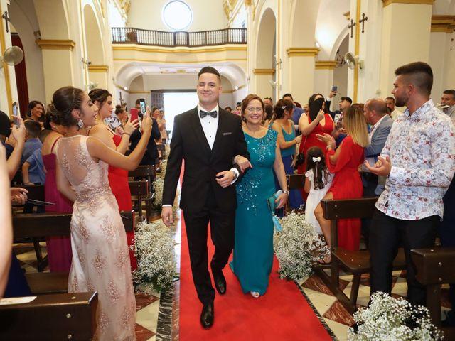 La boda de Miguel y Beli en Alhaurin El Grande, Málaga 42