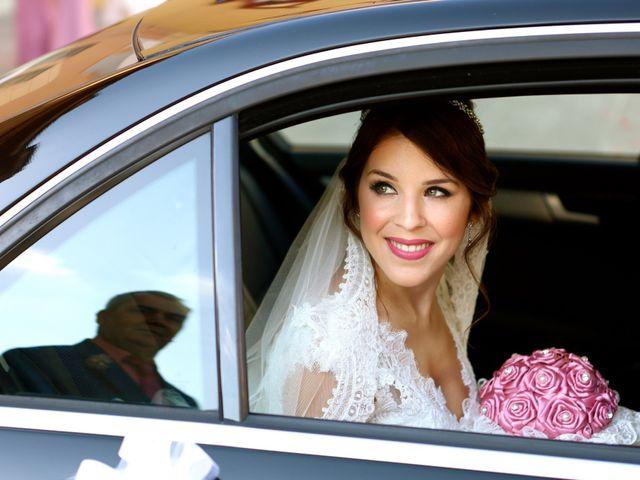 La boda de Miguel y Beli en Alhaurin El Grande, Málaga 43