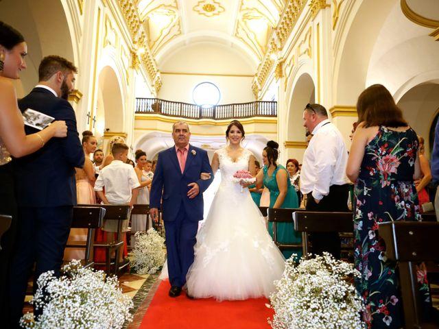 La boda de Miguel y Beli en Alhaurin El Grande, Málaga 44