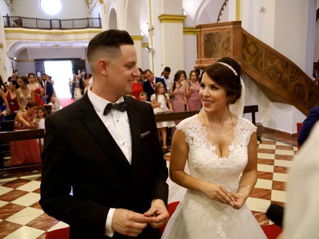 La boda de Miguel y Beli en Alhaurin El Grande, Málaga 47