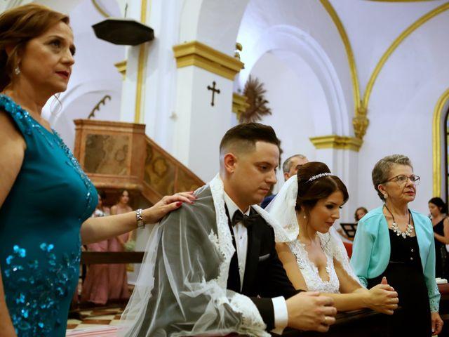 La boda de Miguel y Beli en Alhaurin El Grande, Málaga 50