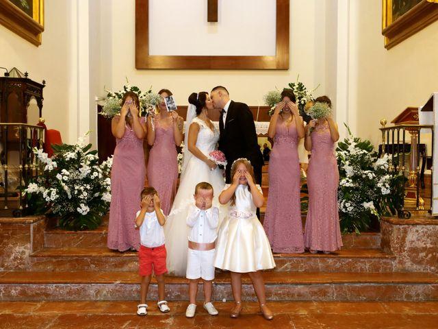 La boda de Miguel y Beli en Alhaurin El Grande, Málaga 51