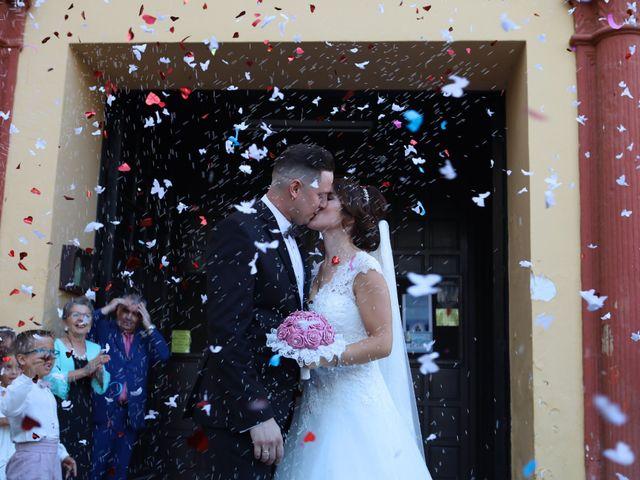 La boda de Miguel y Beli en Alhaurin El Grande, Málaga 53
