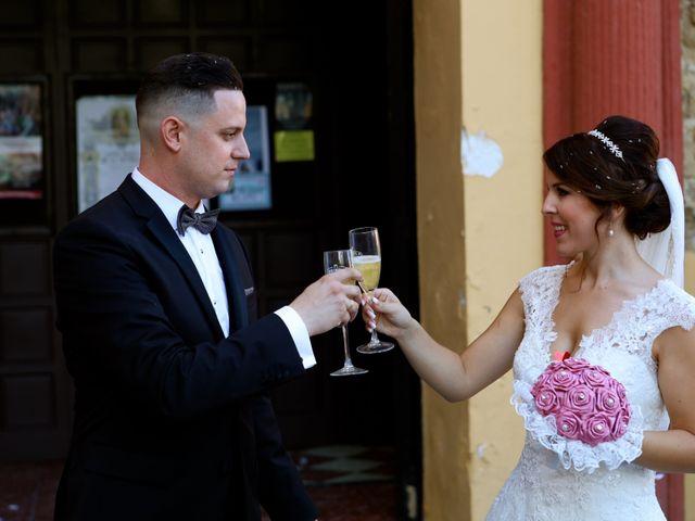 La boda de Miguel y Beli en Alhaurin El Grande, Málaga 54
