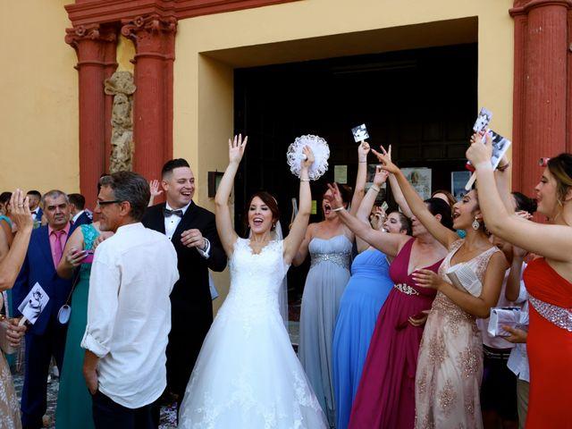La boda de Miguel y Beli en Alhaurin El Grande, Málaga 55