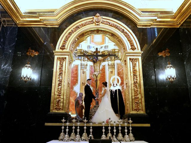 La boda de Miguel y Beli en Alhaurin El Grande, Málaga 56