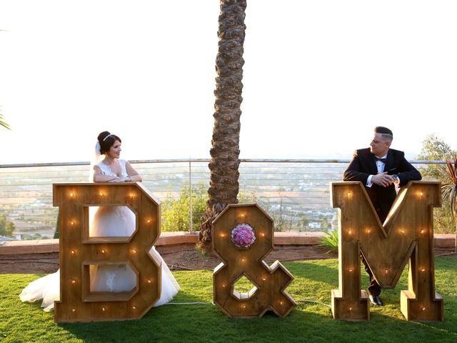 La boda de Miguel y Beli en Alhaurin El Grande, Málaga 57
