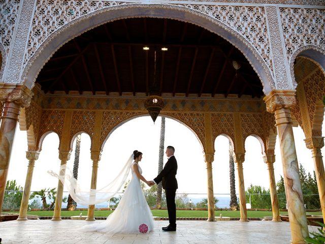La boda de Miguel y Beli en Alhaurin El Grande, Málaga 61