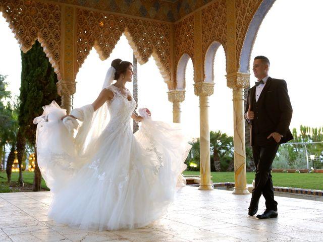 La boda de Miguel y Beli en Alhaurin El Grande, Málaga 63
