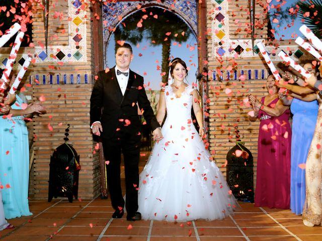 La boda de Miguel y Beli en Alhaurin El Grande, Málaga 68