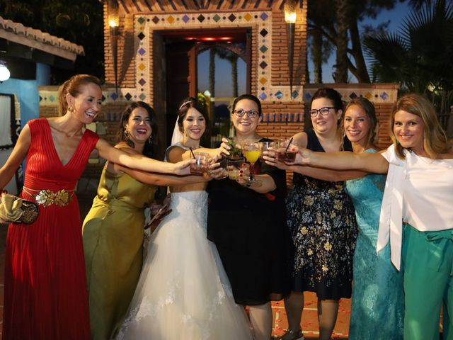 La boda de Miguel y Beli en Alhaurin El Grande, Málaga 70