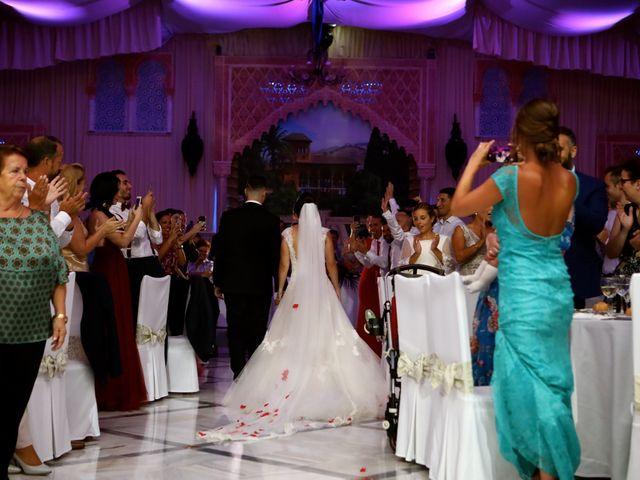 La boda de Miguel y Beli en Alhaurin El Grande, Málaga 73