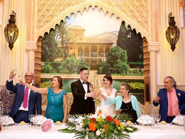 La boda de Miguel y Beli en Alhaurin El Grande, Málaga 74