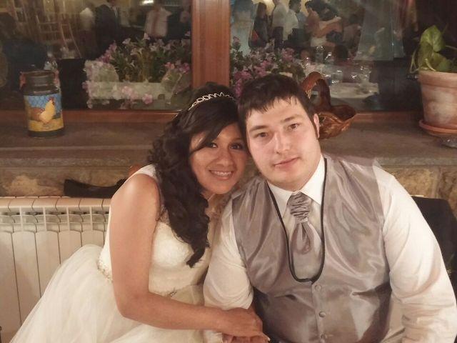 La boda de Carla y David en Villablino, León 1