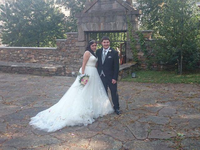 La boda de Carla y David en Villablino, León 2