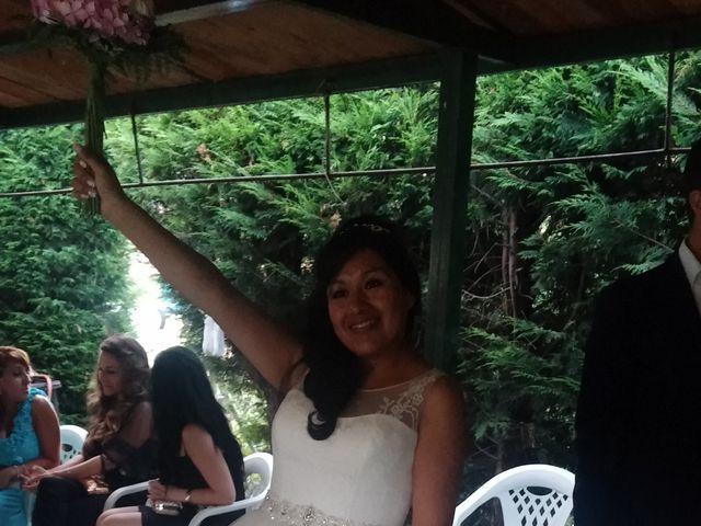 La boda de Carla y David en Villablino, León 3