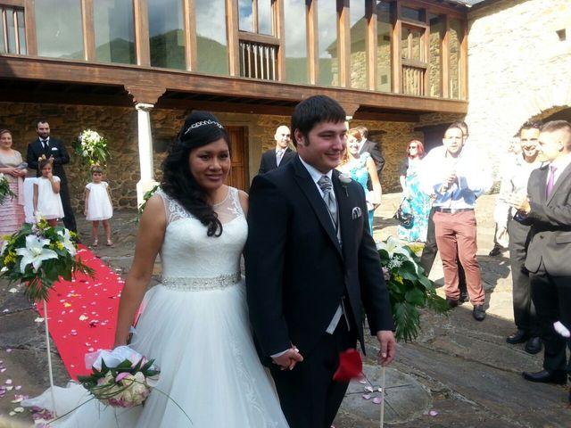 La boda de Carla y David en Villablino, León 4