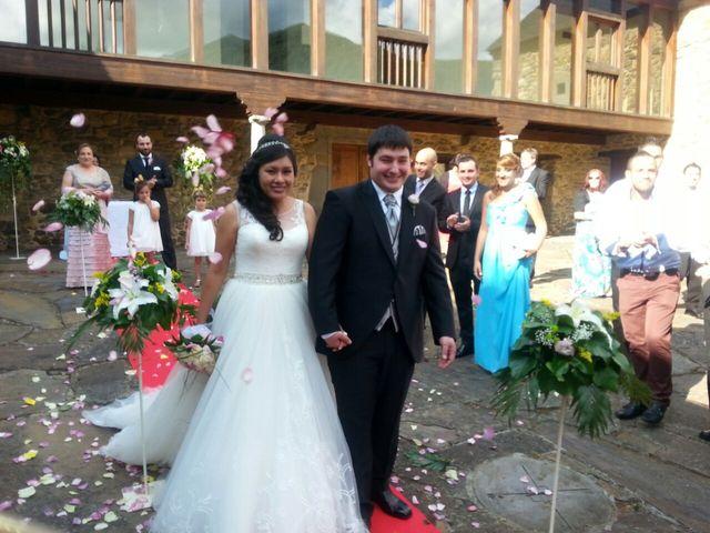 La boda de Carla y David en Villablino, León 5