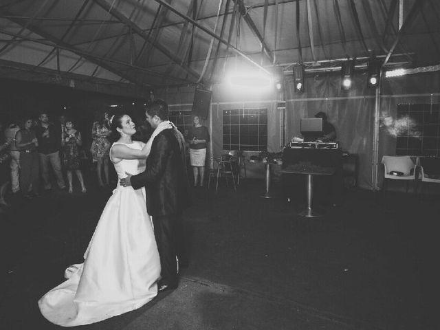 La boda de Guille y María  en Onil, Alicante 47