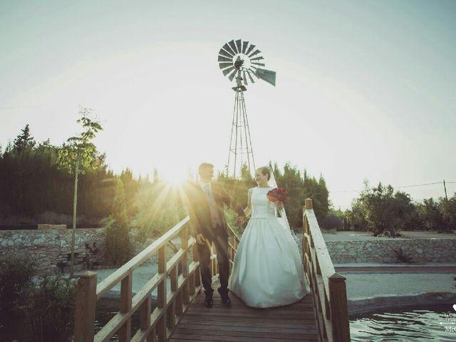 La boda de Guille y María  en Onil, Alicante 49