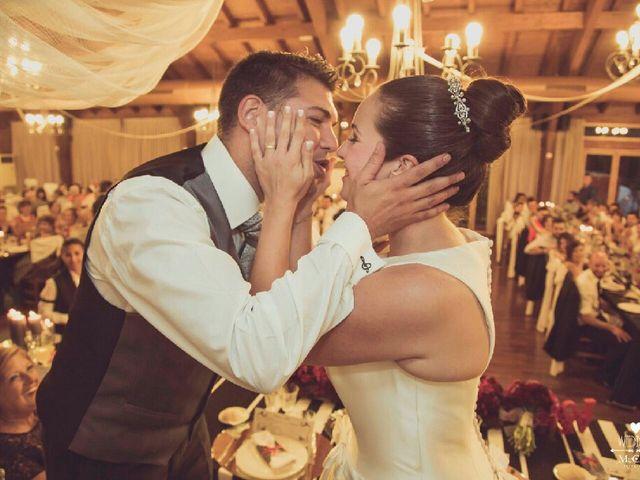 La boda de Guille y María  en Onil, Alicante 50