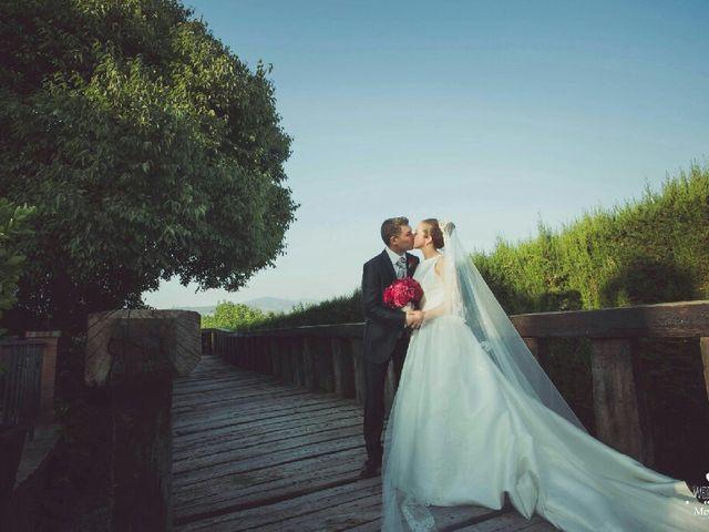 La boda de Guille y María  en Onil, Alicante 51