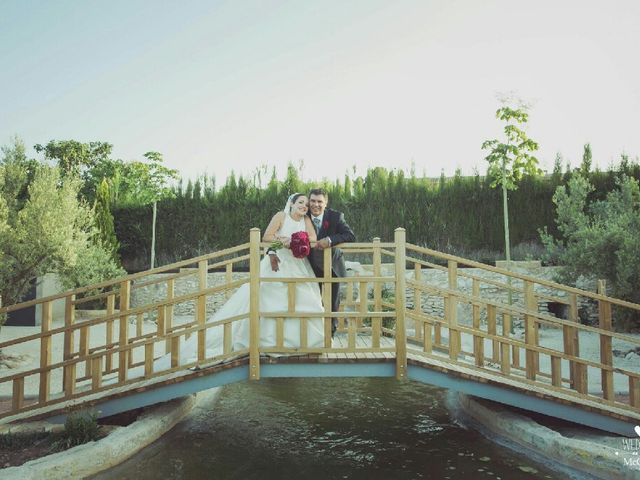 La boda de Guille y María  en Onil, Alicante 52