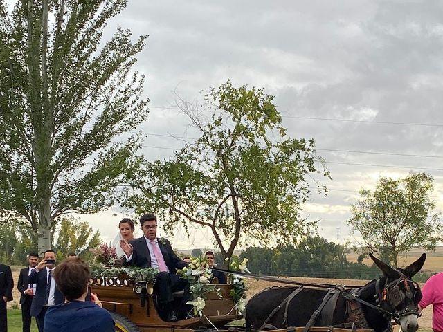 La boda de Natalia y Cesar en Valverde Del Majano, Segovia 1