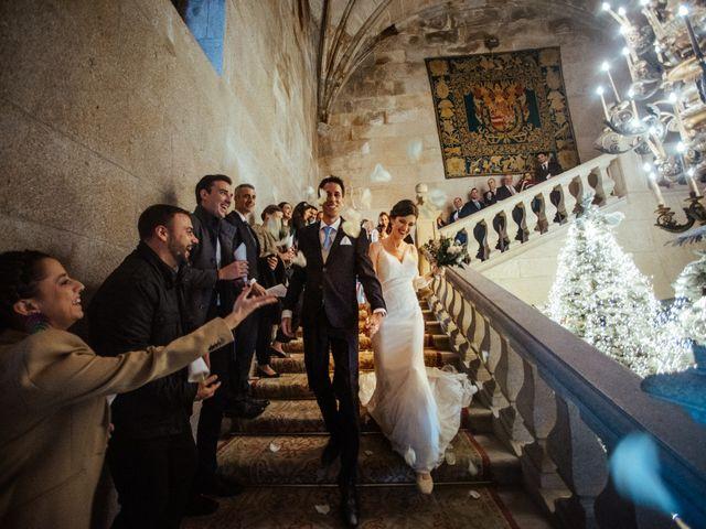 La boda de Alexander y Victoria en Baiona, Pontevedra 28