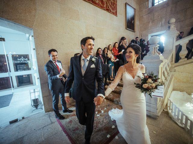 La boda de Alexander y Victoria en Baiona, Pontevedra 29