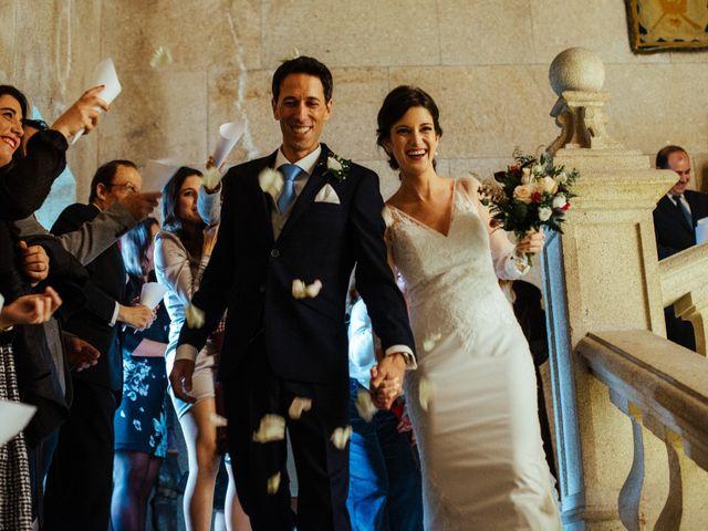 La boda de Alexander y Victoria en Baiona, Pontevedra 41
