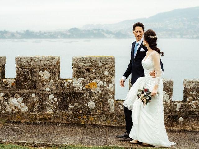 La boda de Alexander y Victoria en Baiona, Pontevedra 44