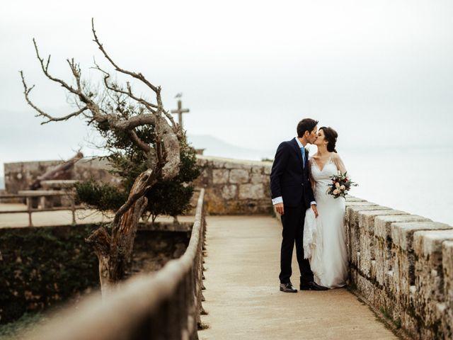 La boda de Alexander y Victoria en Baiona, Pontevedra 53
